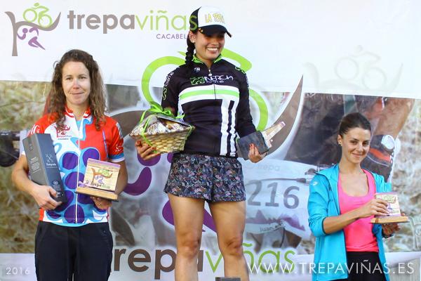 TREPAVIÑAS 2016 – BTT FEMENINA 45,72 KM