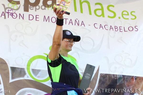 TREPAVIÑAS 2016 – TRAIL VETERANO FEMENINA 32,91 KM