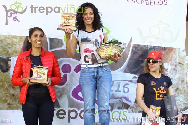 TREPAVIÑAS 2016 – TRAIL FEMENINA 32,91 KM