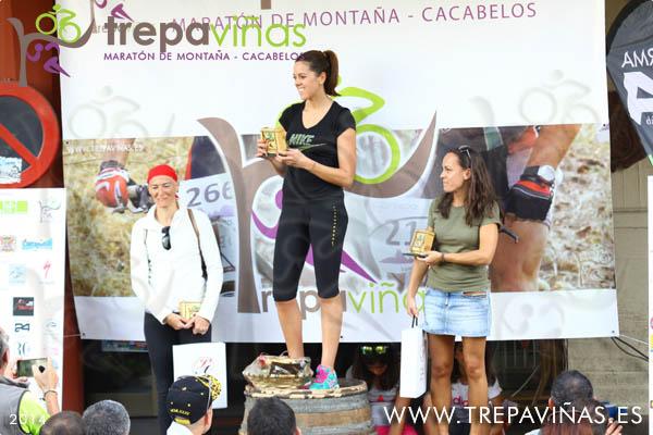 TREPAVIÑAS 2014 – MARATON FEMENINA 45,77 KM