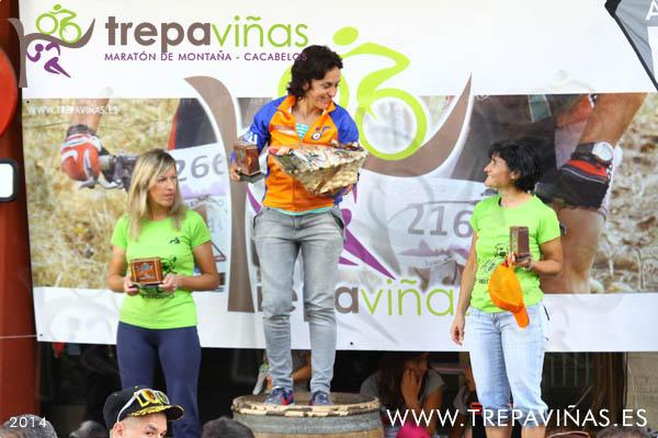 TREPAVIÑAS 2014 – BTT FEMENINA 45,77 KM