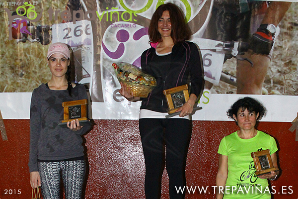 TREPAVIÑAS 2015 – BTT FEMENINA 45,77 KM