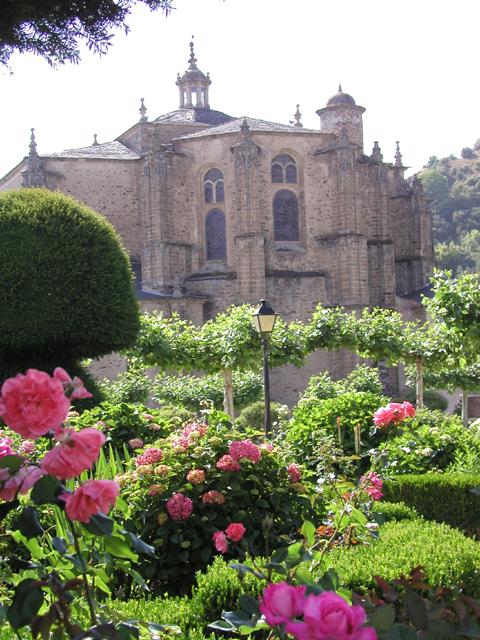 La Colegiata de Villafranca del Bierzo