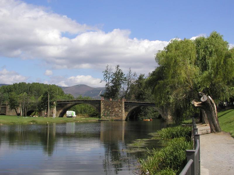 Cacabelos, río Cúa