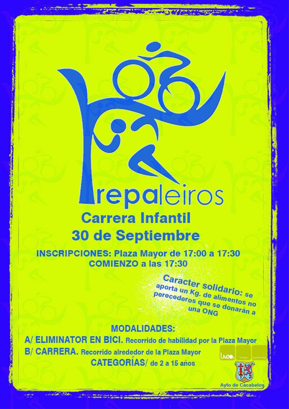 Trepaleiros 2017 - 30 de septiembre