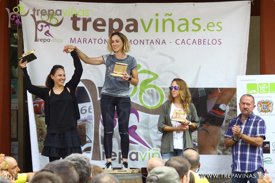 TREPAVIÑAS 2017 – MEDIA MARATON FEMENINA