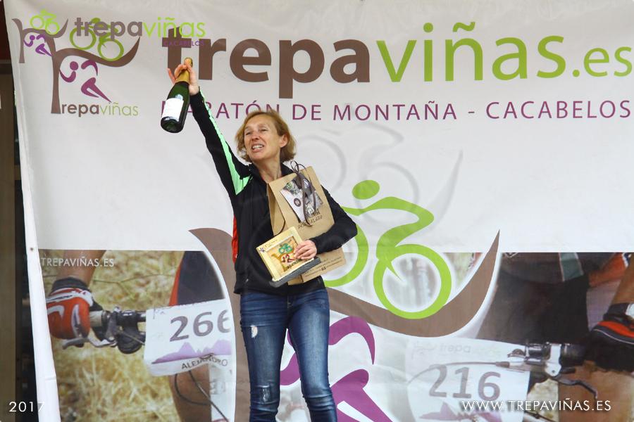 TREPAVIÑAS 2017 – TRAIL VETERANO FEMENINA